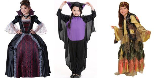 Новогодние костюмы 2019 чертовщина для девочек