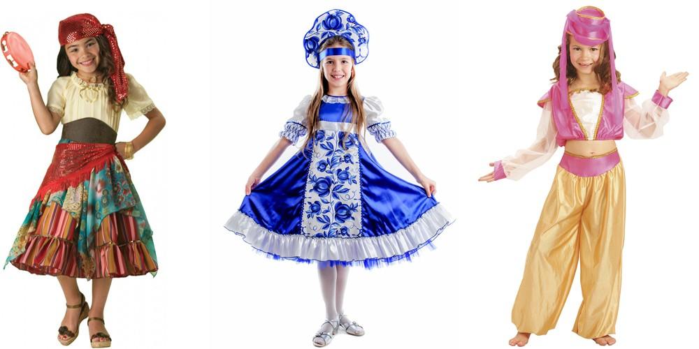 Новогодние костюмы для девочек – 2019