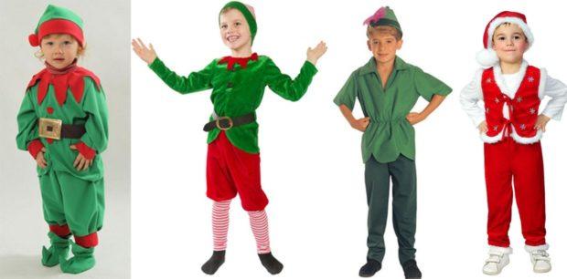 Новогодние костюмы для мальчиков 2019