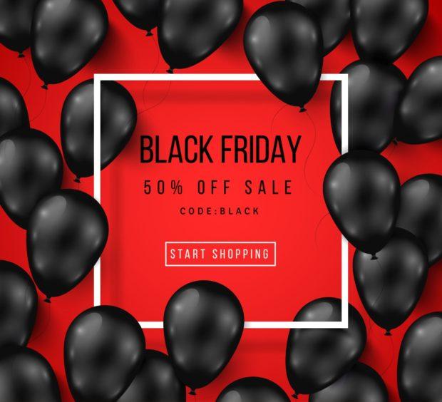 Распродажа черная пятница
