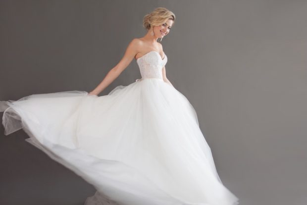 Платье невесты по Фэн-шуй