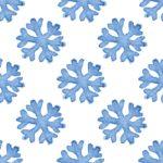 Снежинка для декупажа