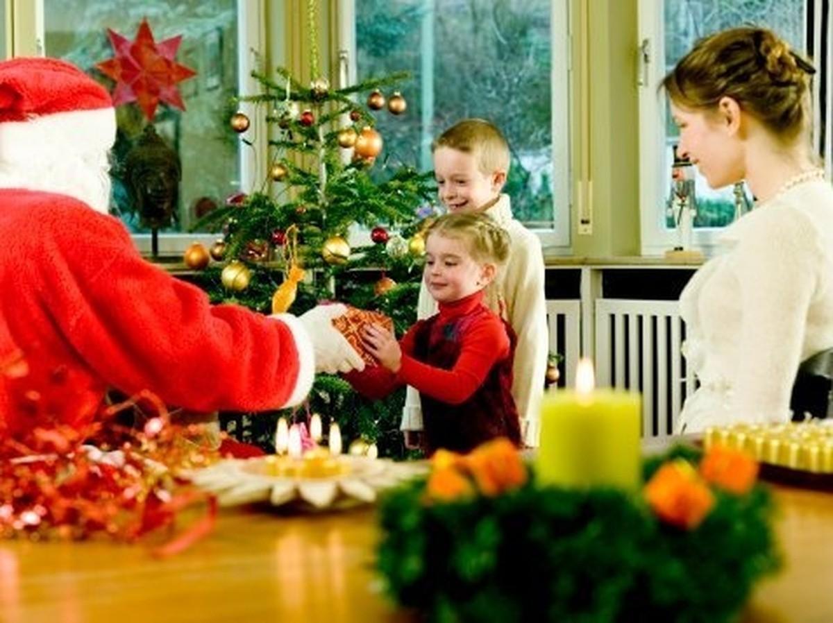 Новый год 2018 для детей дома