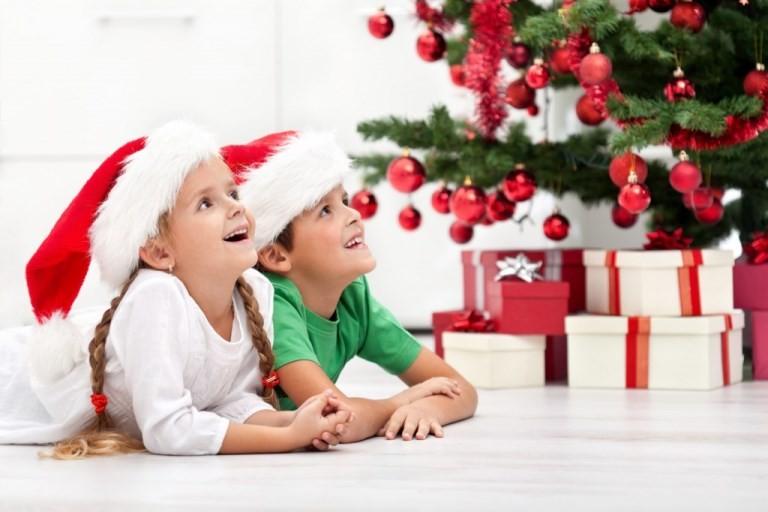 Новый год 2018 для детей в гостях