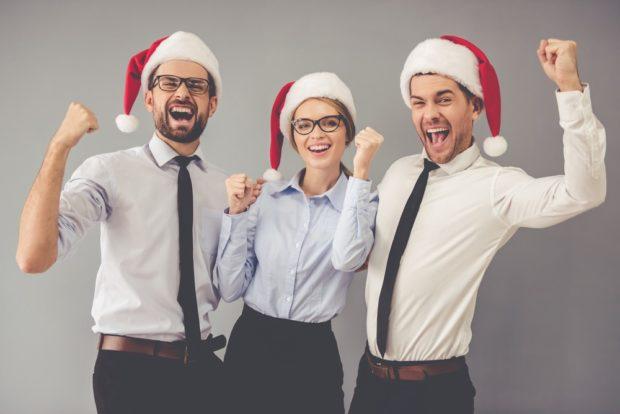 Новый год 2018-2019 в офисе
