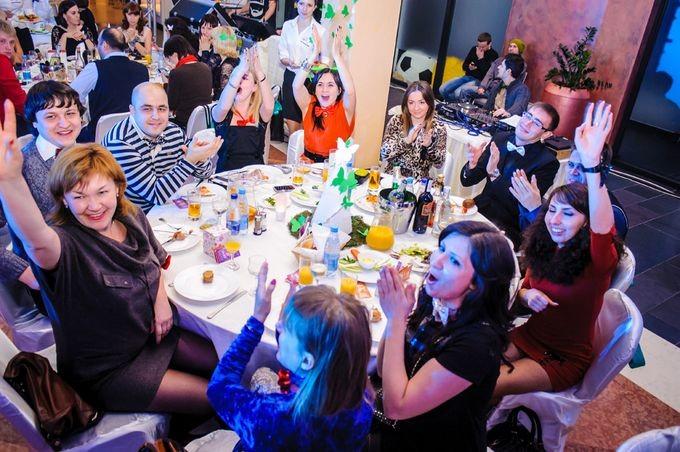 Развлечения на новогодний корпоратив 2018