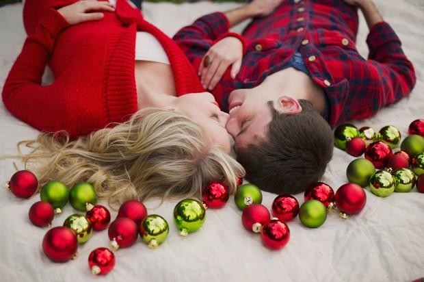 Новогодняя романтика 2018