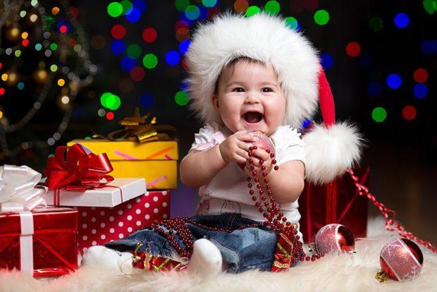 Подарок детям на новый год 2019