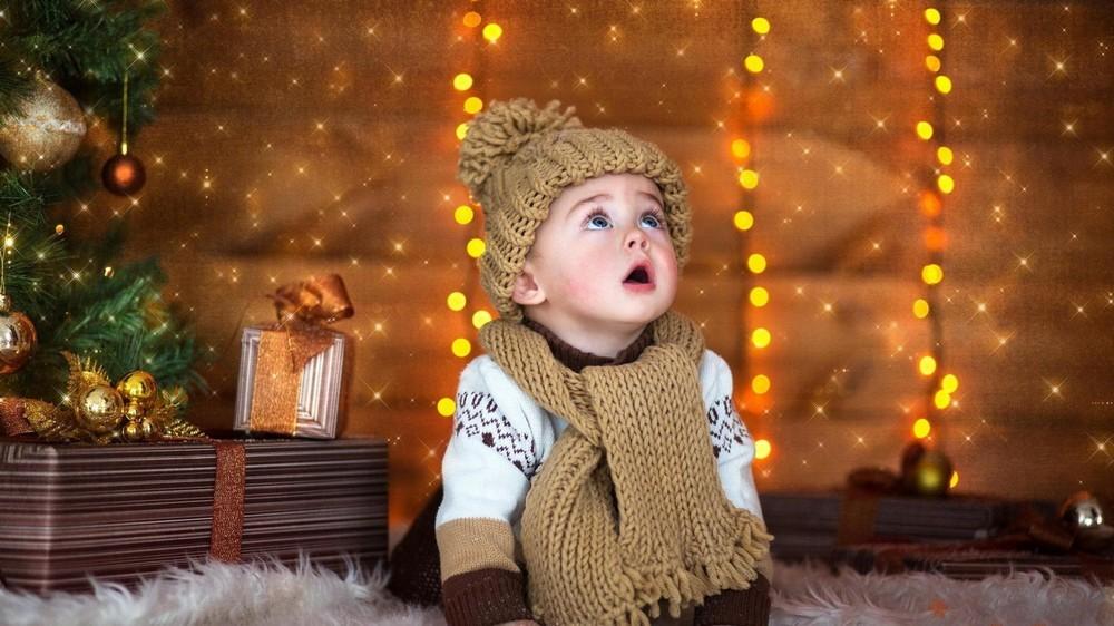 Новый год 2018 в кругу детей