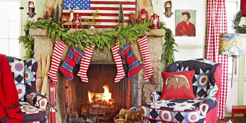 Праздничная атмосфера на новый год 2018