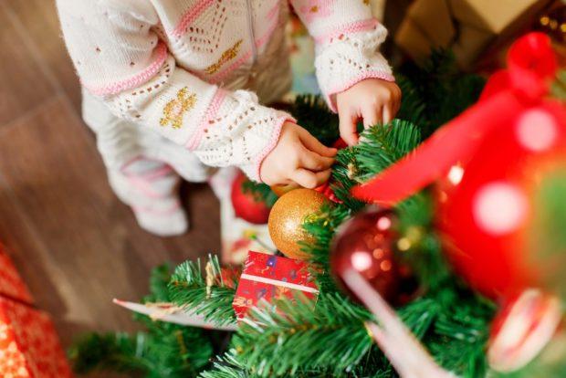 Как украсить елку на Новый год 2018-2019