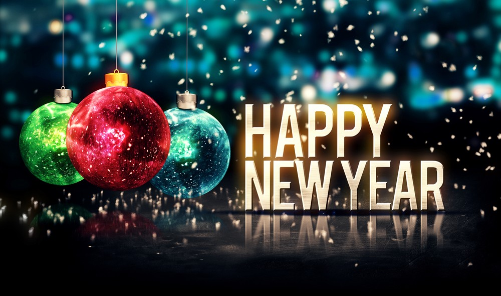 Красивые картинки про Новый год 2018