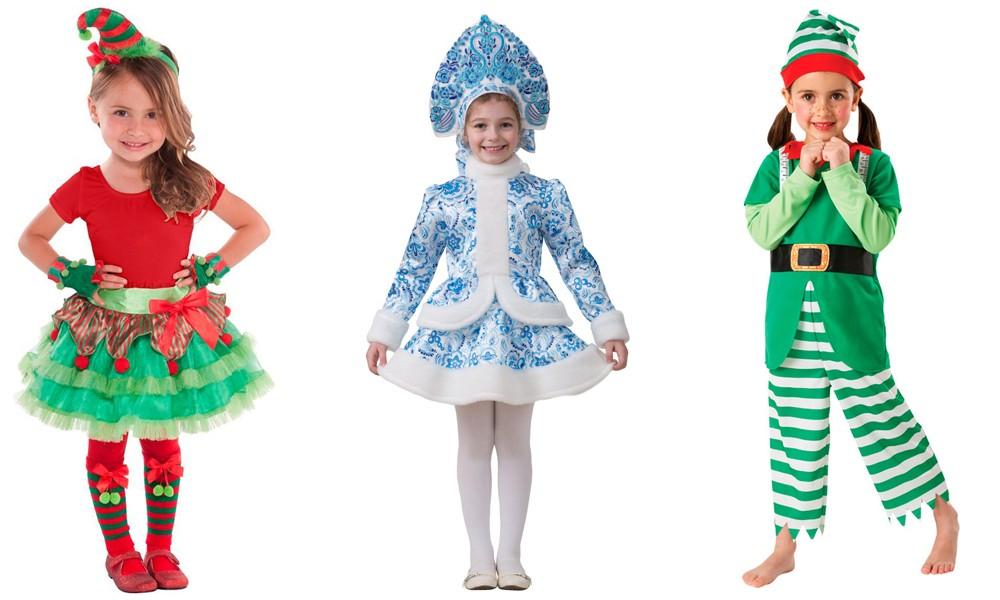 Новогодние костюмы для девочек – 2019 изоражения
