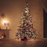Обои для рабочего стола - новогодний елка