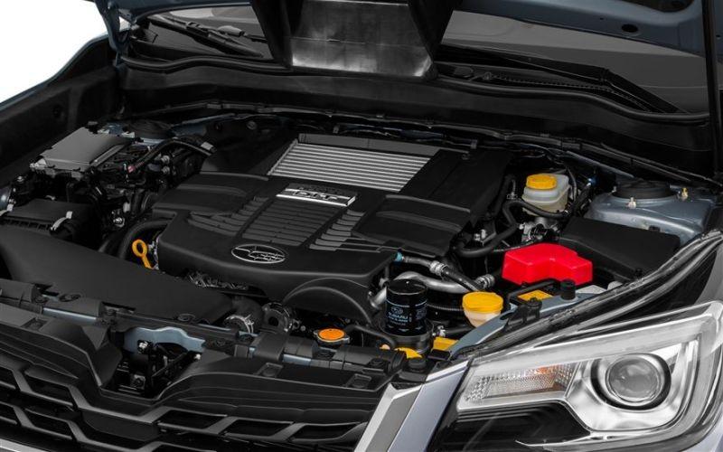 Двигатель Subaru Crosstrek 2018