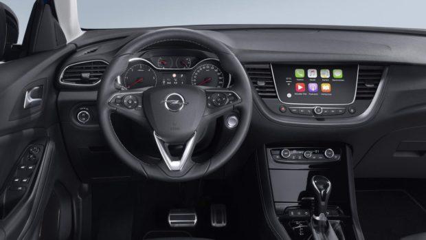 Технические характеристики Opel Grandland X 2018 года
