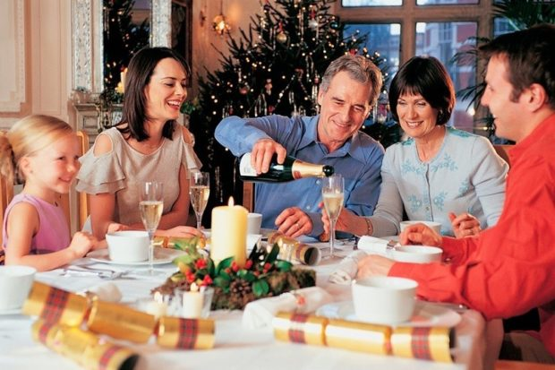 Семейные тосты на новый год 2019