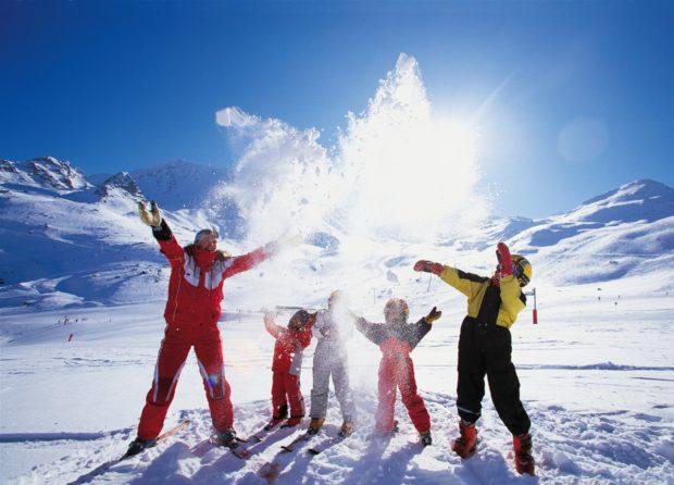 Новый год 2019 на горнолыжном курорте