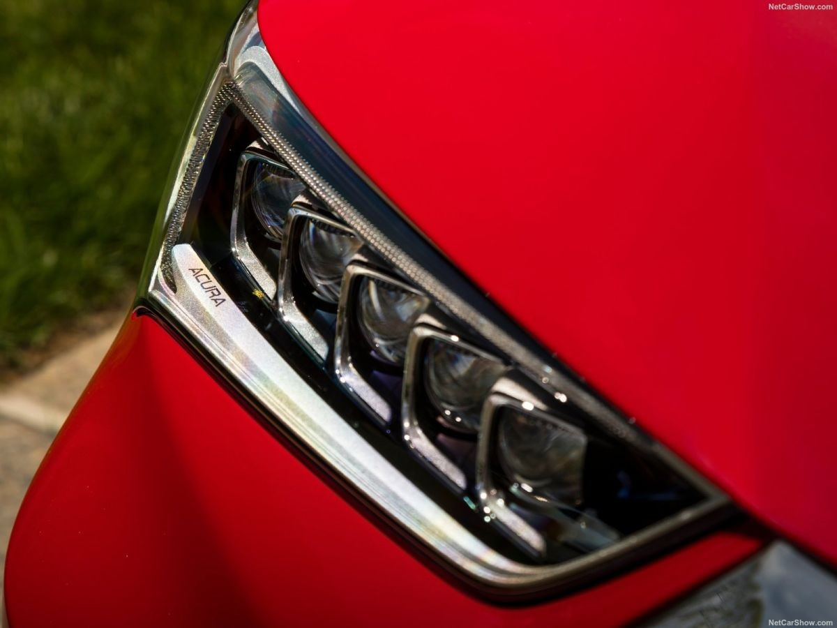 Acura TLX 2018 года