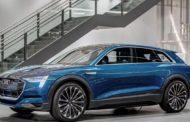 Audi E-Tron Quattro 2018 года: концепт электро-кроссовера