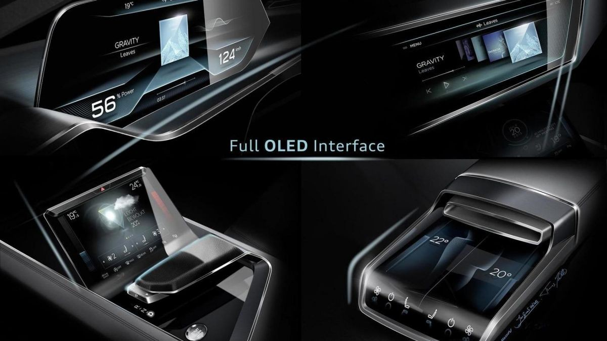 Технические характеристики Audi E-Tron Quattro
