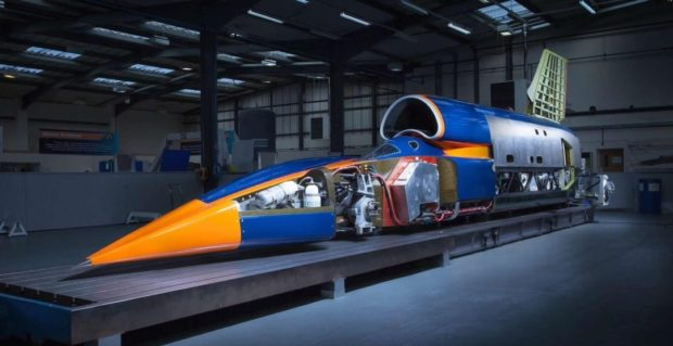 Bloodhound SSC 2018 года