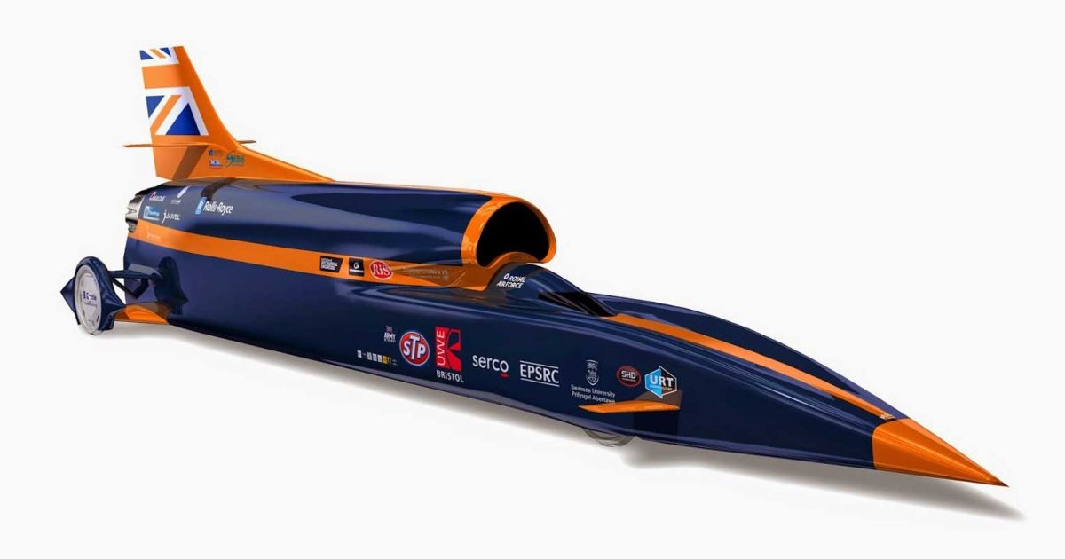 Bloodhound SSC 2018