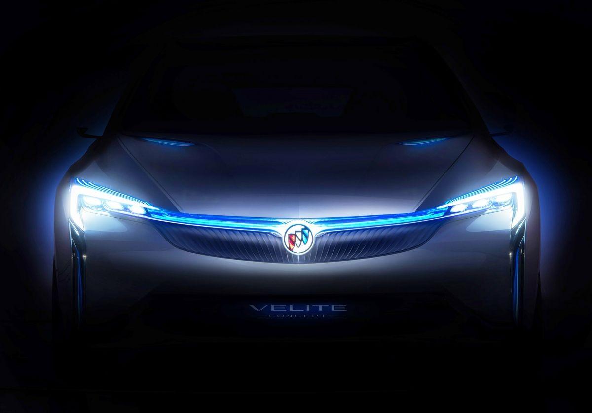 Buick Velite 5 2018