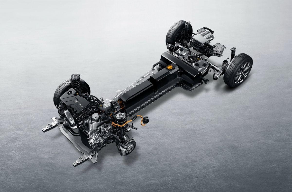 Buick Velite 5 2018 года