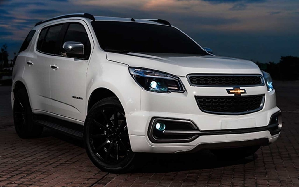 Chevrolet Blazer 2018