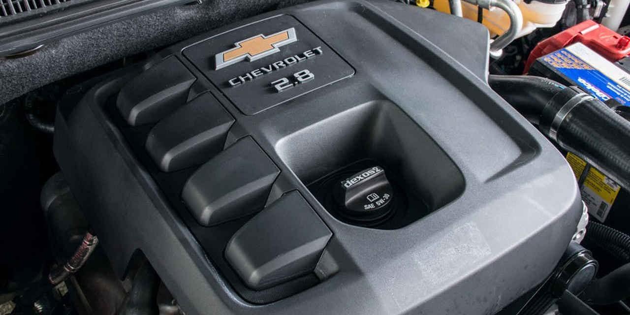Технические характеристики Chevrolet Blazer 2018 года
