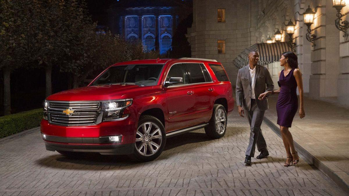 Chevrolet Blazer 2018 года