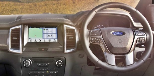 Ford Everest 2019 года