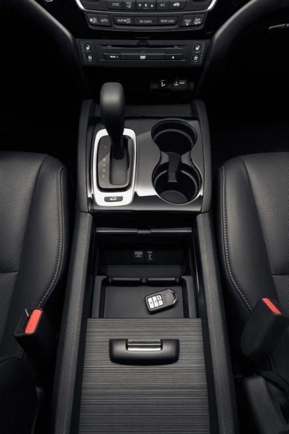 Honda Pilot 2018 интерьер