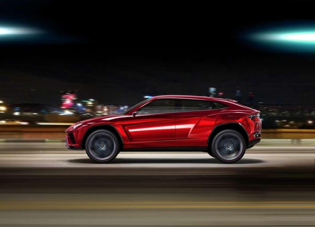 Технические характеристики Lamborghini Urus 2018