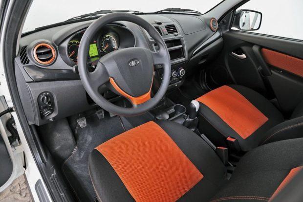 Технические характеристики Lada Kalina Cross 2018