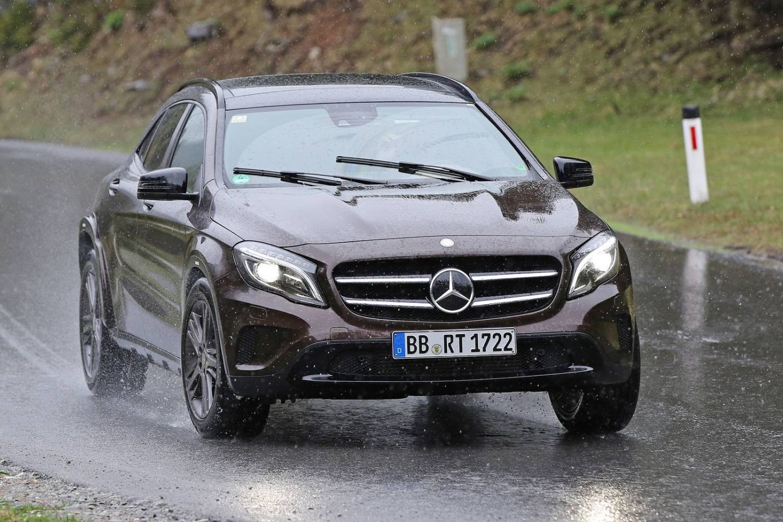 Mercedes-Benz GLB 2018 модельного года