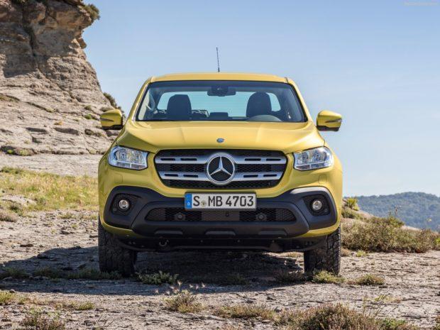 Mercedes-Benz X-Class 2018 года: роскошный немецкий пикап: Newsland – комментарии, дискуссии и обсуждения новости