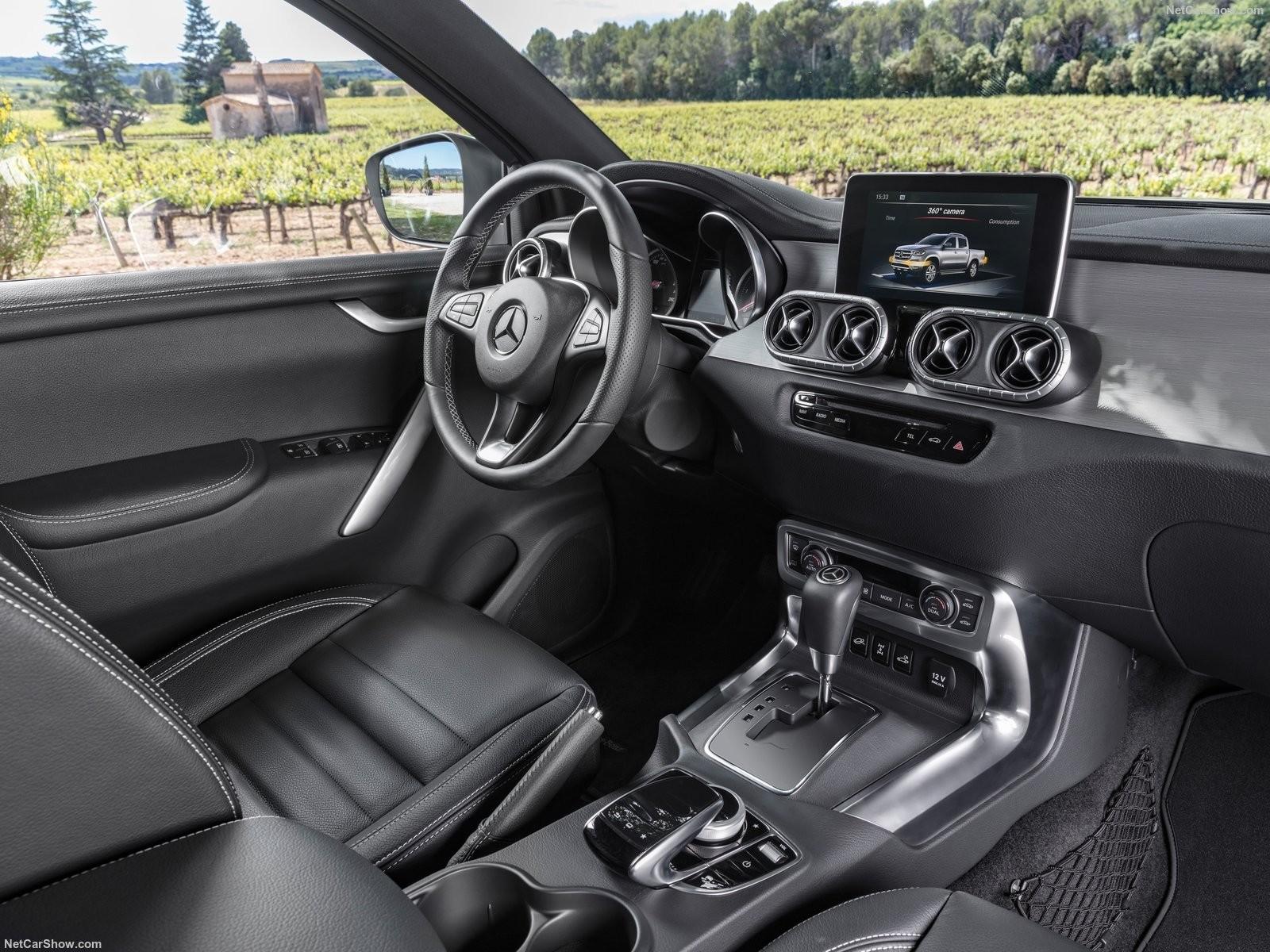 Mercedes-Benz X-Class 2018 года