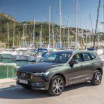Volvo ХС60 2018 года
