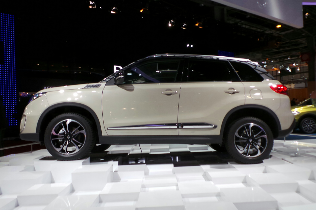 Suzuki Grand Vitara 2018