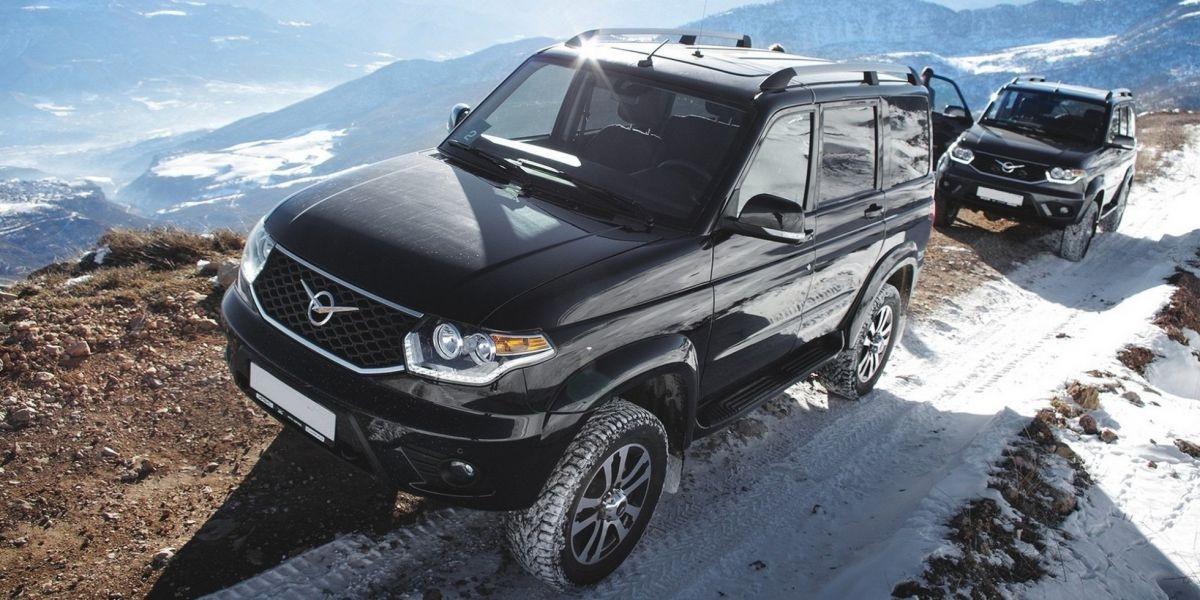 Новые модели УАЗ 2019 года