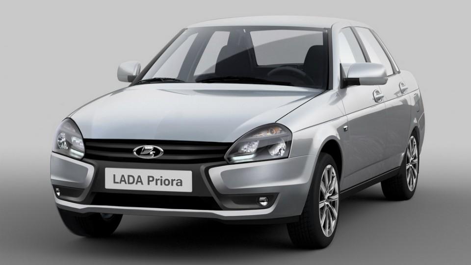 Lada Priora 2018 года