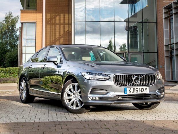 Volvo S90 Excellence 2018