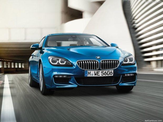 Новый автомобиль BMW 6 Series
