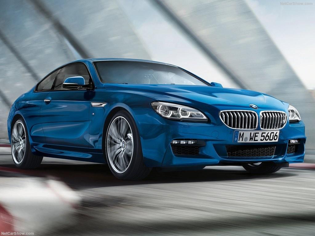 Новый автомобиль BMW 6