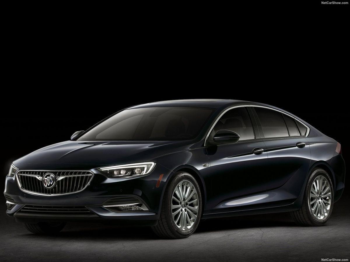 Технические характеристики нового Buick Regal