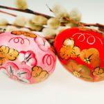 Пасха, яйца - обои на рабочий стол