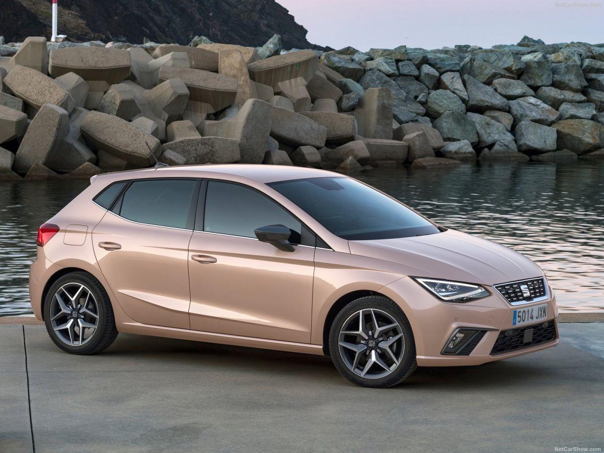 Технические характеристики SEAT Ibiza 2018 модельного года