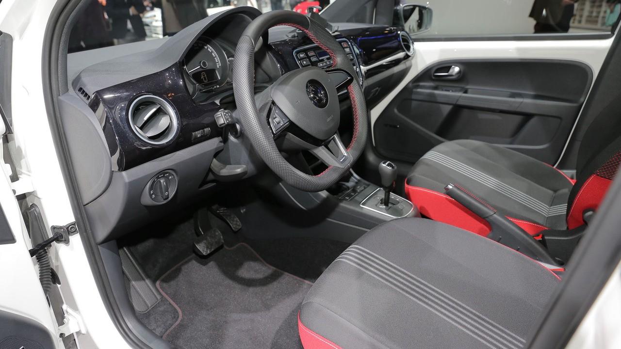 Skoda Citigo RS 2018 года